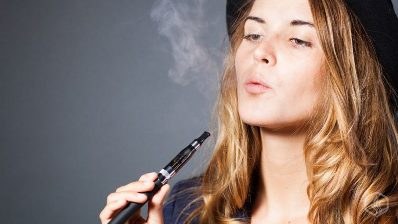 Image of Introduction of E-cigs in fashion