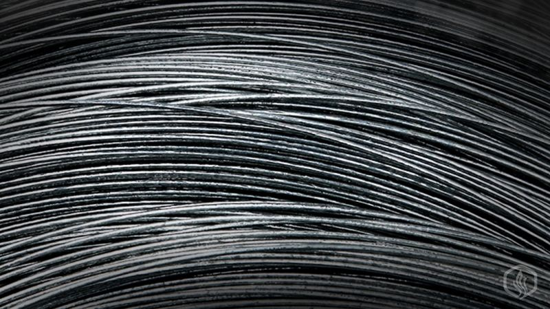Image of Kanthal wire and types of coils