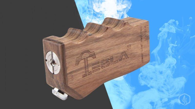 Tesla Invader 2 Box Mod