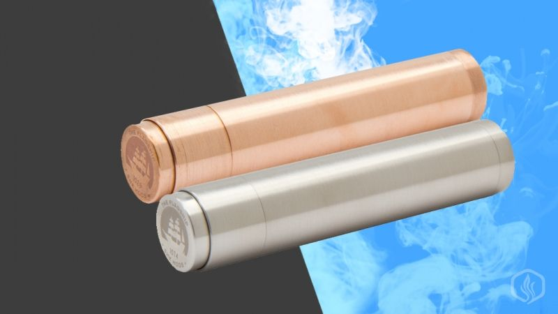 Flagship V2 Mechanical Mod by SMK Mods