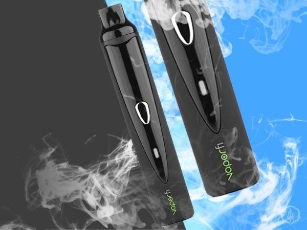 VaporFi Orbit Dry Herb Vaporizer Image