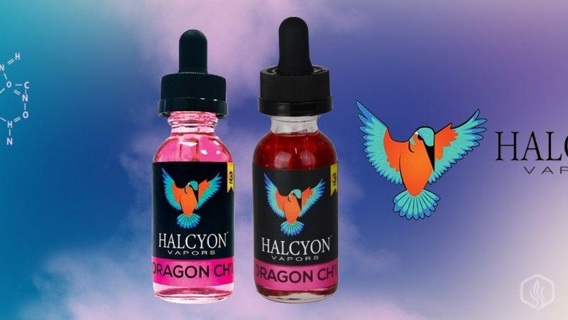 Halcyon Vapors E-liquids