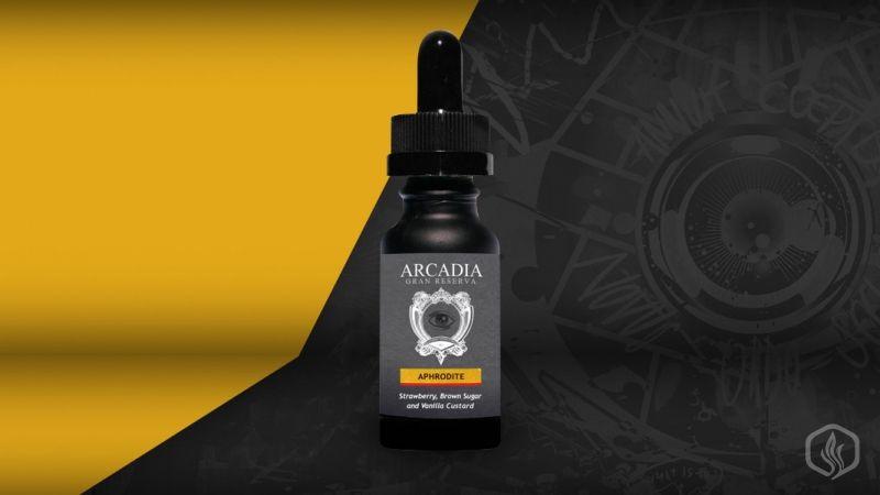 VIP Arcadia Gran Reserva E-liquids