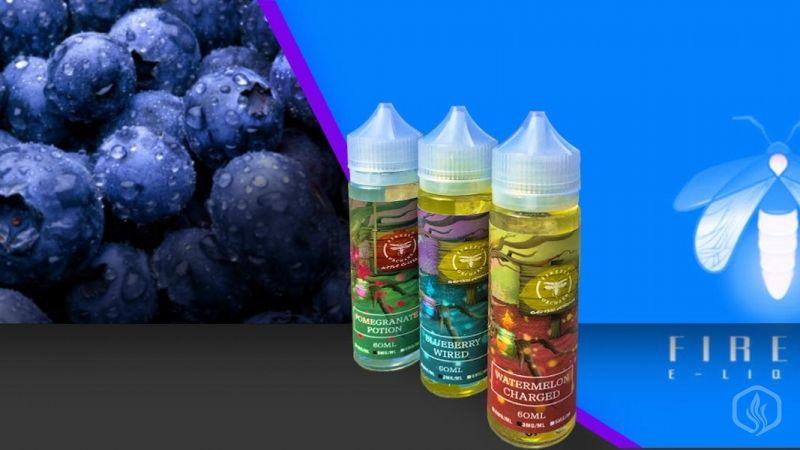 Firefly Orchard E-liquids