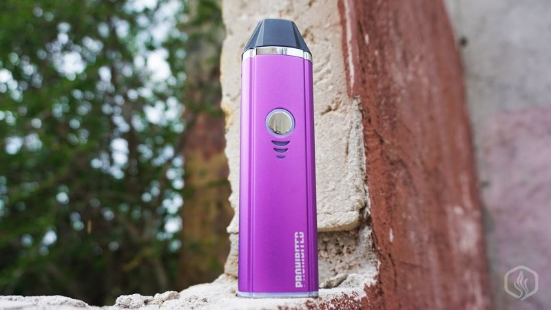 Prohibited 5th Degree Multi-Use Vaporizer Review