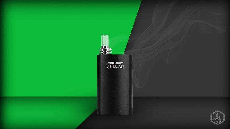 Utillian 420 Herb Vaporizer Review