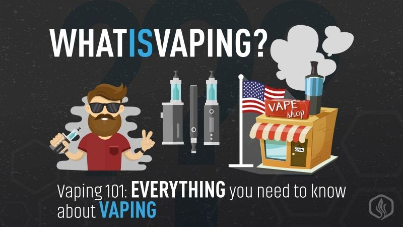 Image of What is vaping and how does it work?