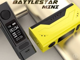 Smoant's new Battlestar Mini and Cylon - A quick look