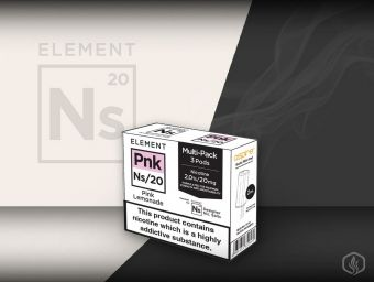 Element NS20 nic salts Pnk