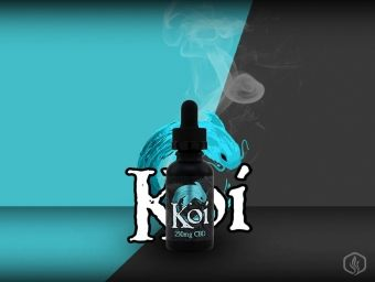 Koi CBD E-juice Review