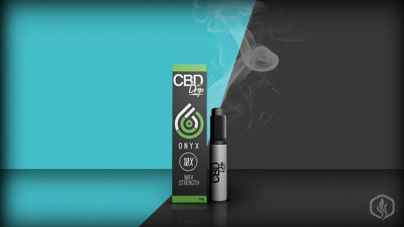 CBD Drip e-liquids Onyx