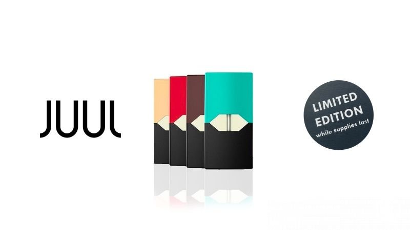 Image of Juul Limited Edition Pods - Here's why you should try them