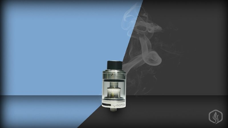 Smoant Battlestar Sub Ohm Tank - First tank from Smoant