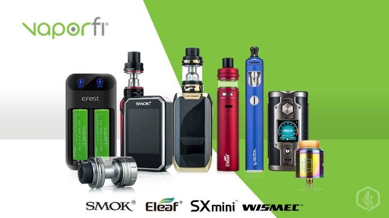 Image of Latest VaporFI products