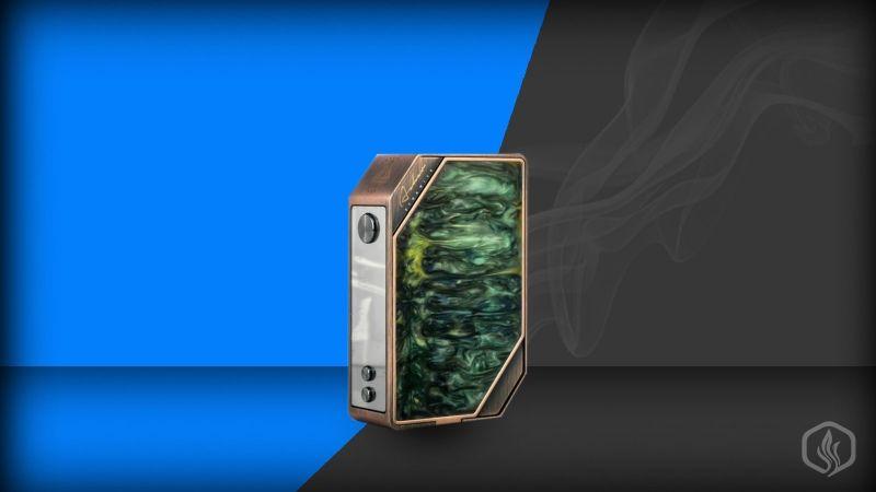 Limitless Box Mod V2 220W TC