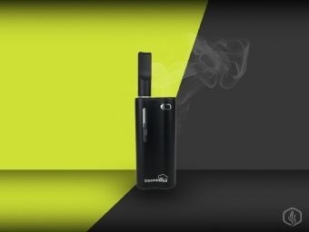 SteamCloud Mini oils vaporizer