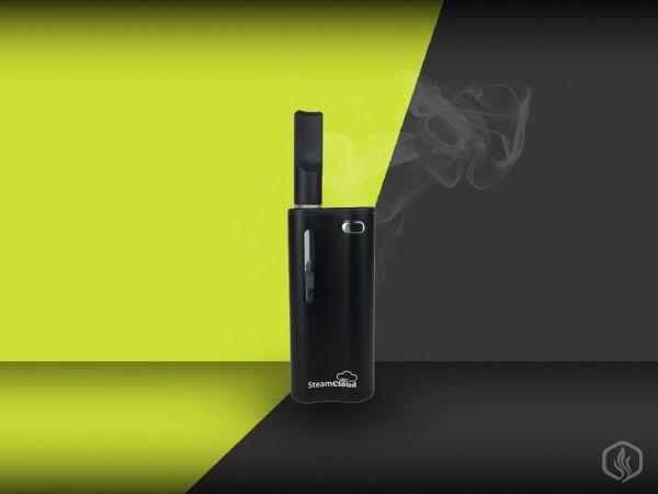 SteamCloud Mini oils vaporizer Image