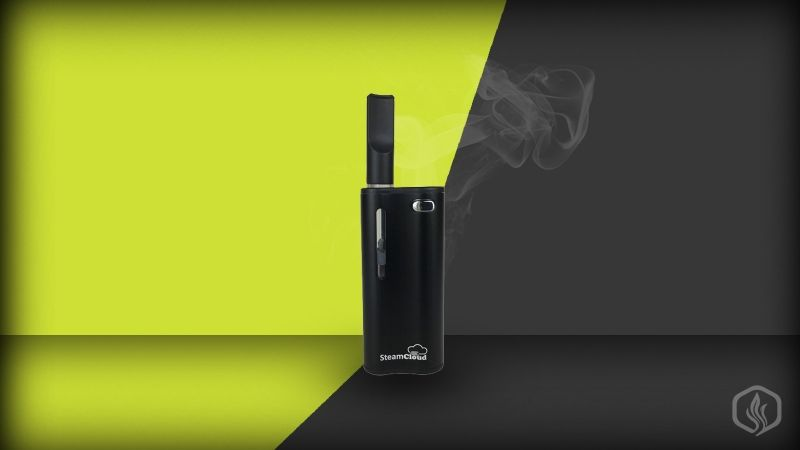 SteamCloud Mini oils vaporizer