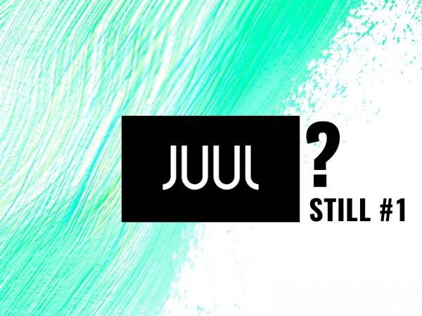 10 reasons why JUUL ecigs are the best selling vapes on the market Image