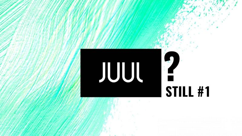Image of 10 reasons why JUUL ecigs are the best selling vapes on the market
