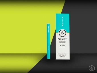 Select CBD vape pens