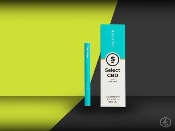 Select Disposable CBD vapes Image