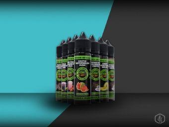 Hemp Bombs CBD E-liquids