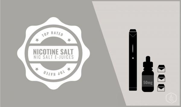 Nicotine SaltsImage