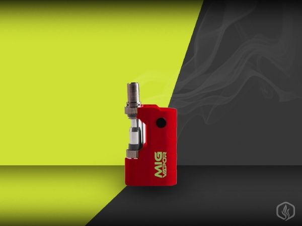 MigVapor MIGI 3 oil cartridge vaporizer Image