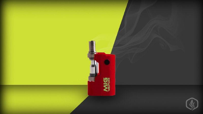 MigVapor MIGI 3 oil cartridge vaporizer