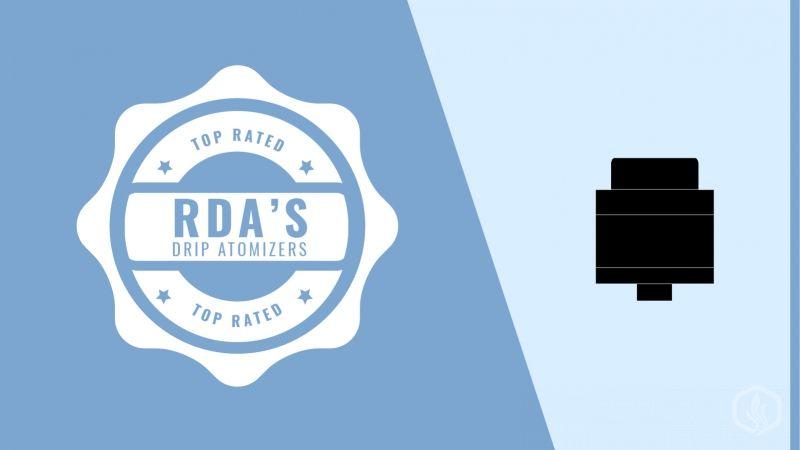 Best RDA vapes
