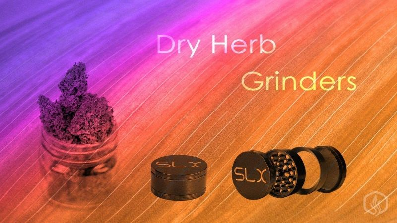 Image of Top 4 dry herb grinders we tested and liked