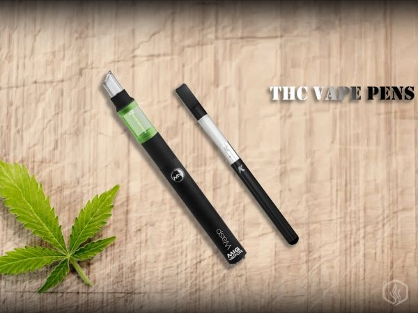 What is a THC vape pen and how does it work ? Image