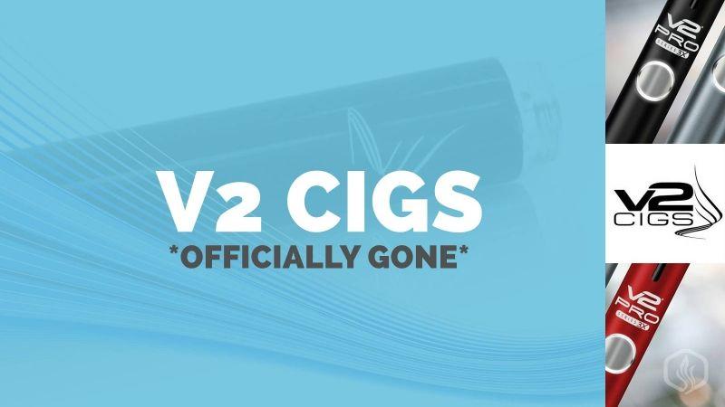 Image of V2 Alternative vapes
