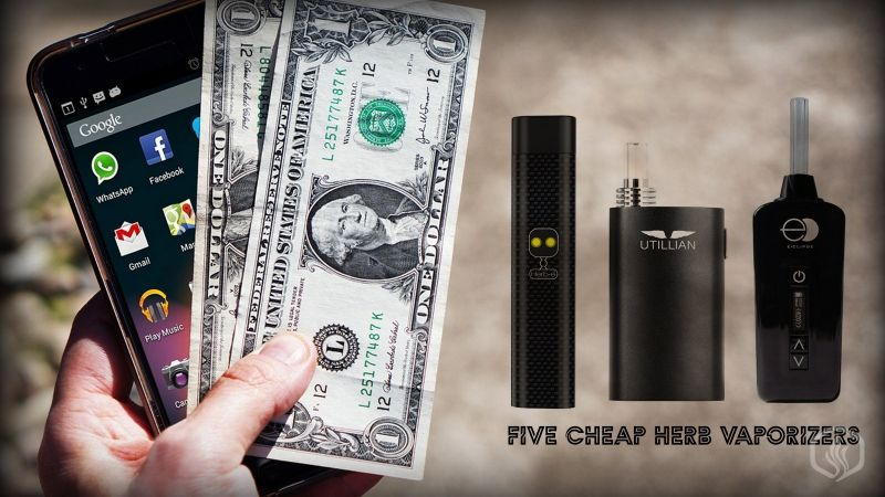 Image of 5 Cheap herb vaporizers that perform surprisingly well