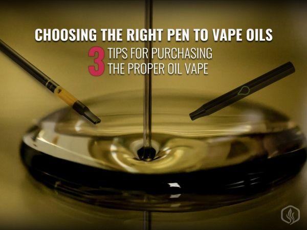 3 tips for choosing the right pen for oils  Image