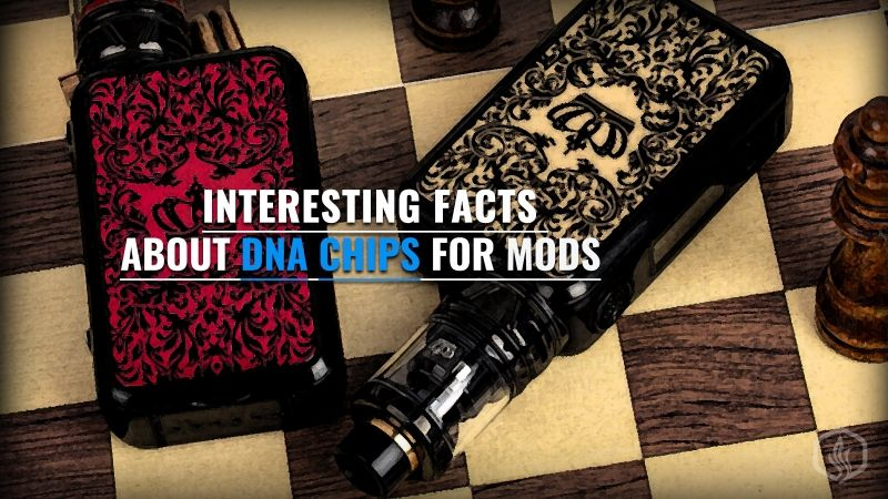 Image of Interesting facts about DNA chips for mods