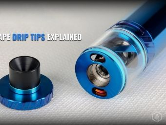 Vape drip tips explained