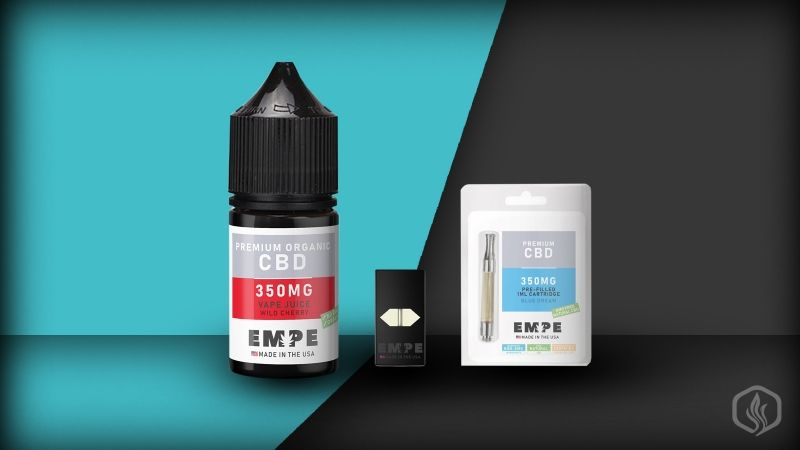 EMPE CBD vaping products
